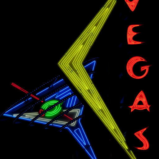 Vegas by Carol M. Highsmith
