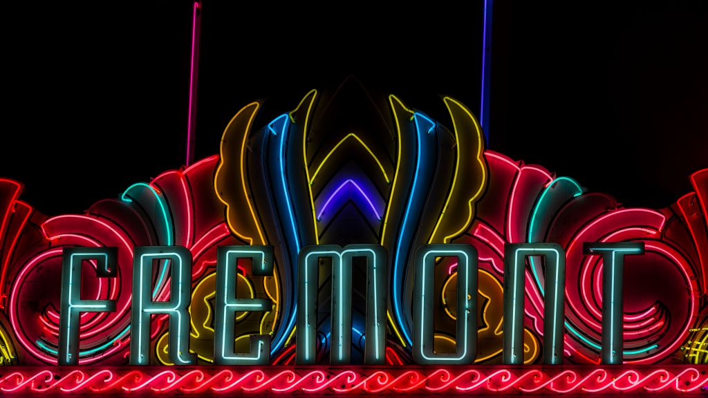 Fremont Theater by Carol M. Highsmith