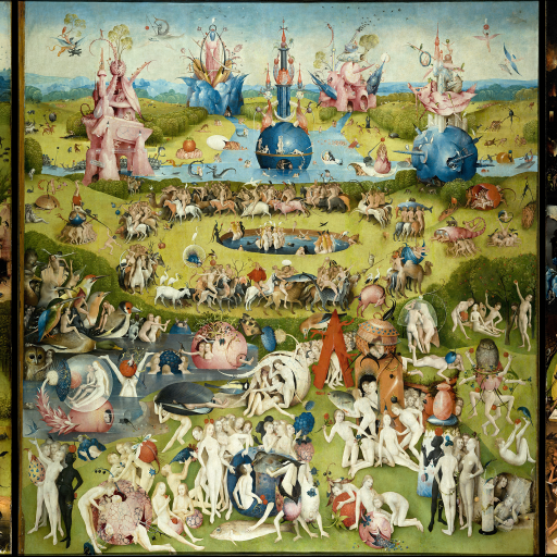 The Garden of Earthly Delights by undefined