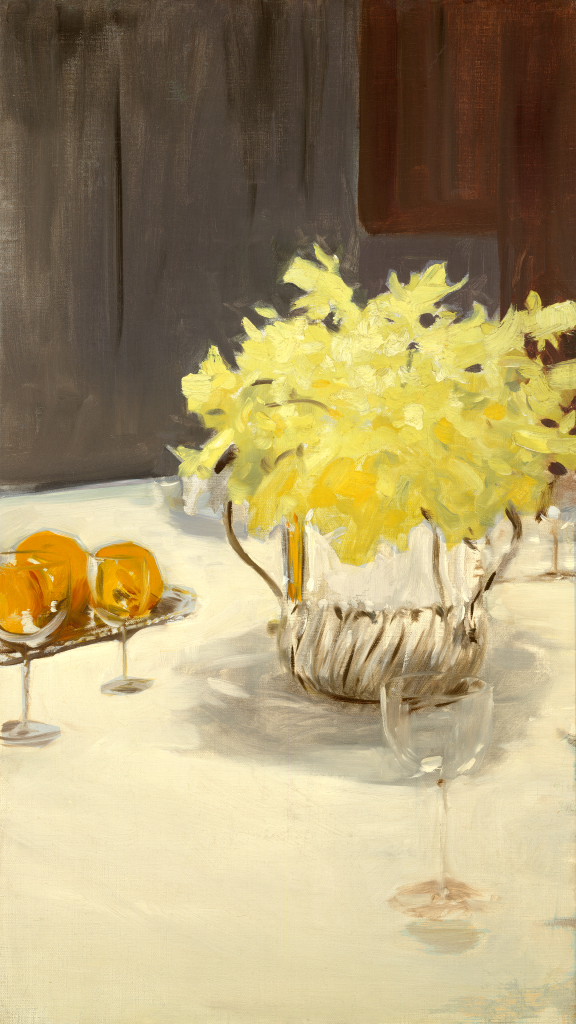 Still Life with Daffodils by John Singer Sargent