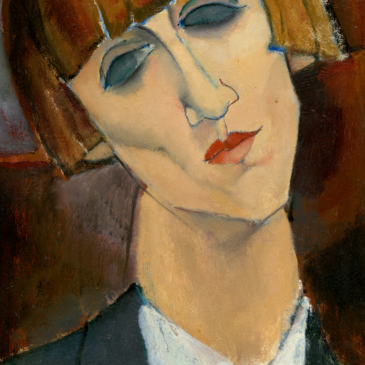 Madame Kisling by Amedeo Modigliani