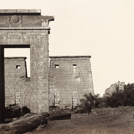 Karnak: Gate of Khonsu by undefined