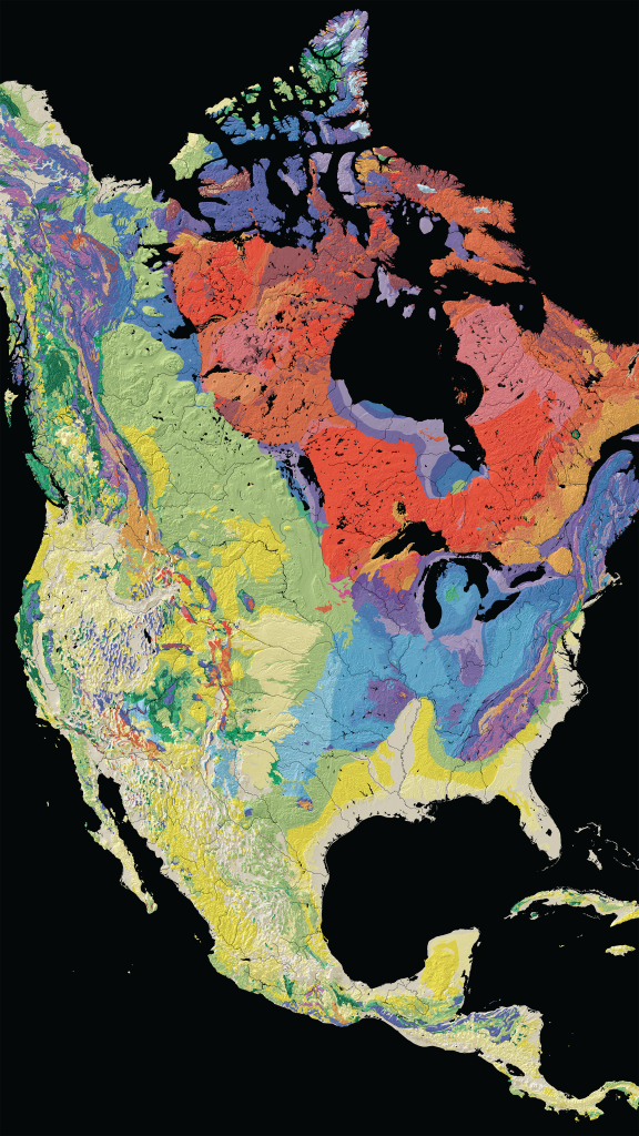 Tapestry of Time and Terrain by U.S. Geological Survey