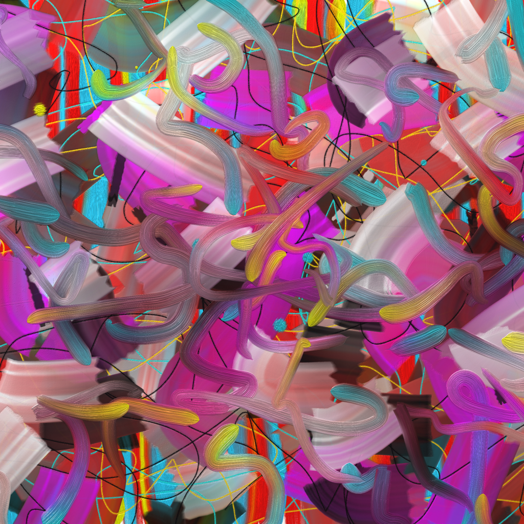 JPG: Wallpaper painting 5 by undefined