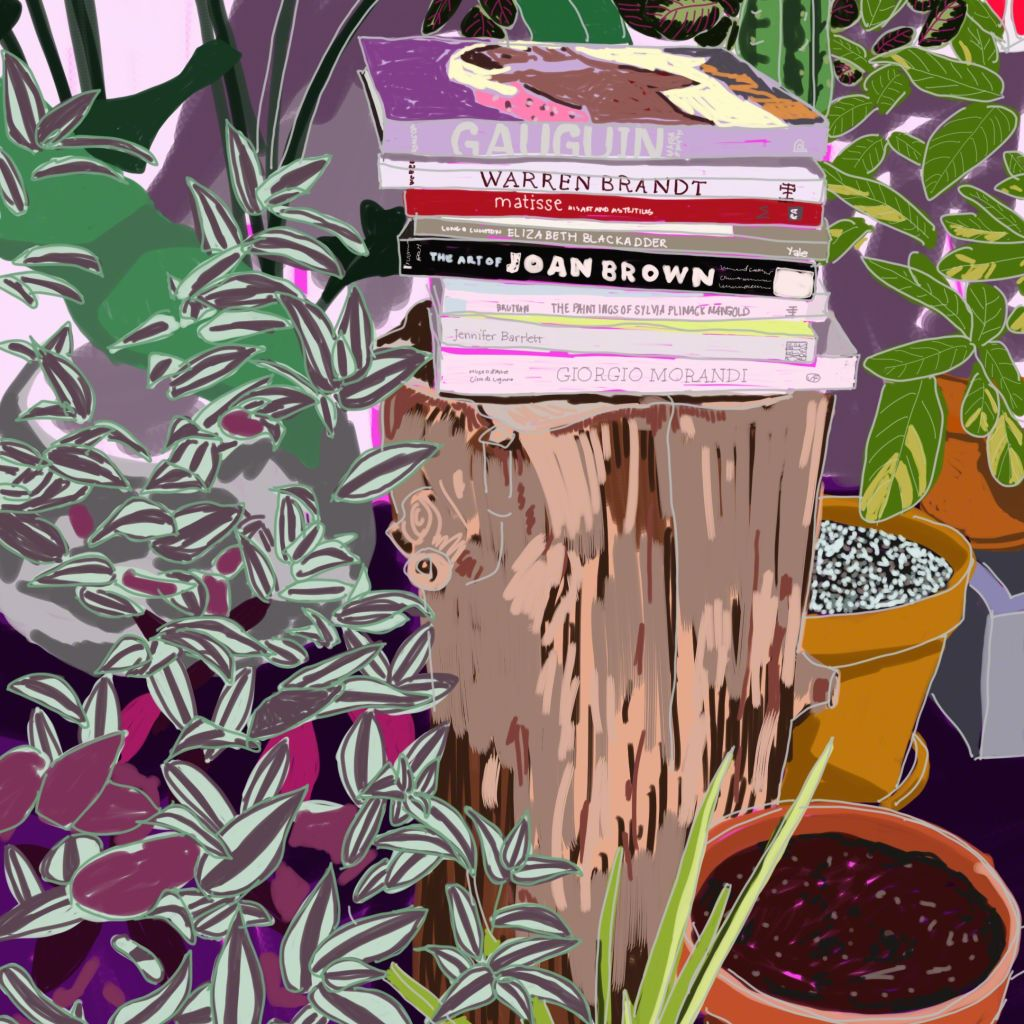 Studio Plant Study by undefined