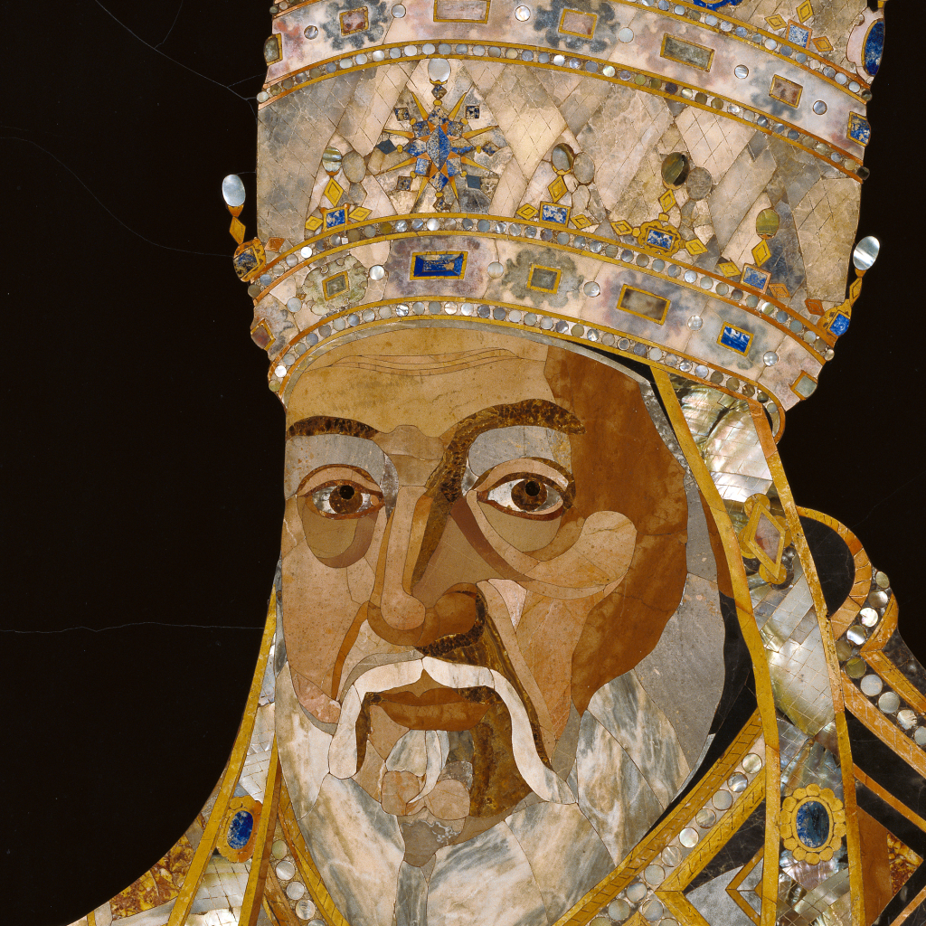 Portrait of Pope Clement VIII by undefined