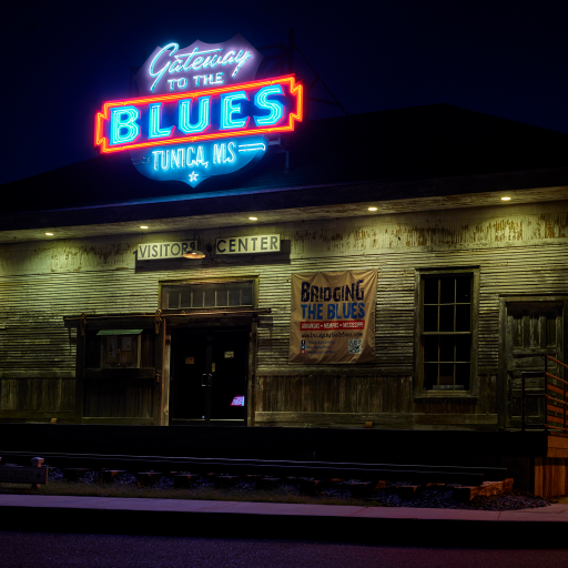 Gateway to the Blues by Carol M. Highsmith