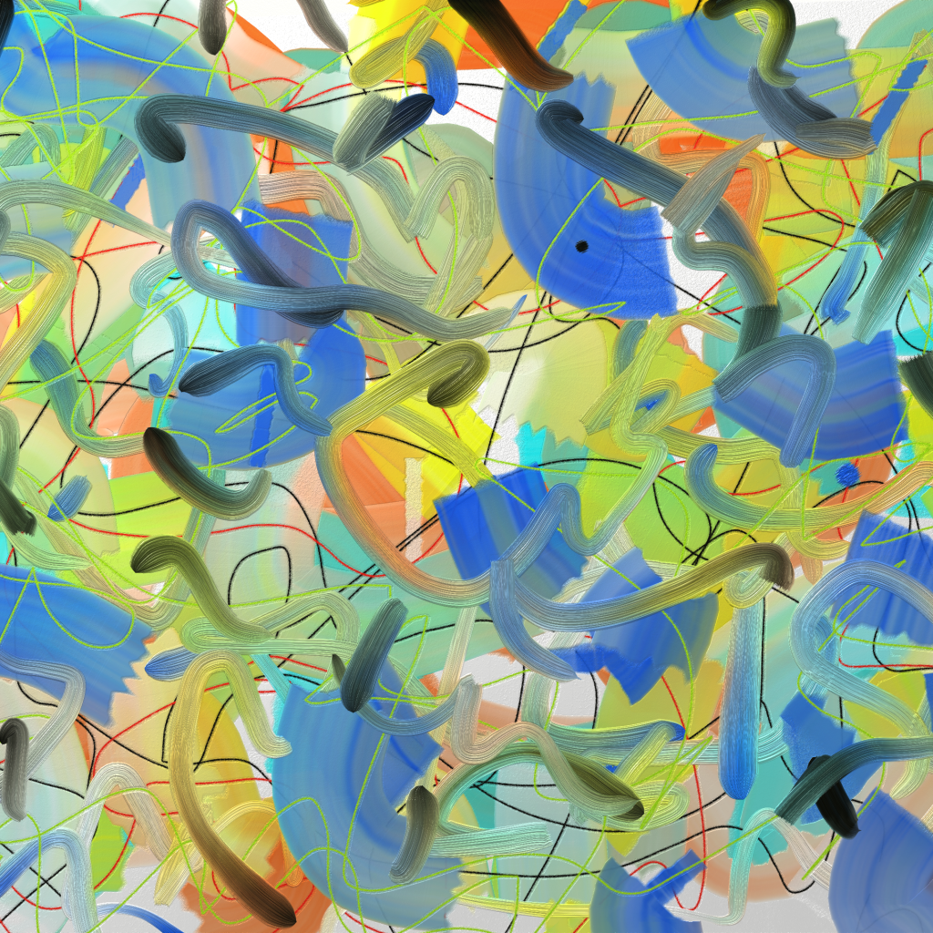 JPG: Wallpaper painting 3 by undefined