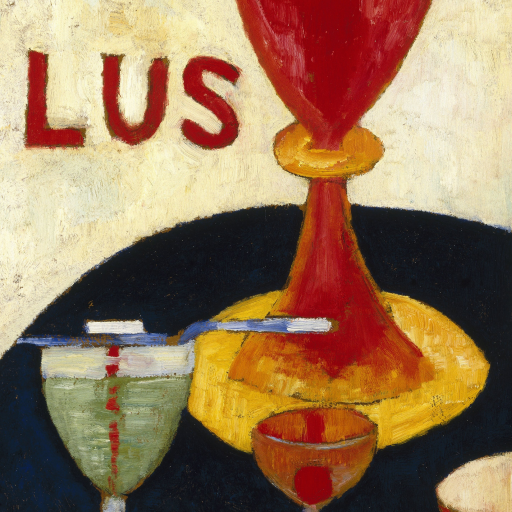 Handsome Drinks by Marsden Hartley
