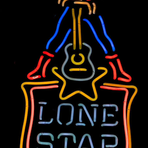 Lone Star Beer by Carol M. Highsmith