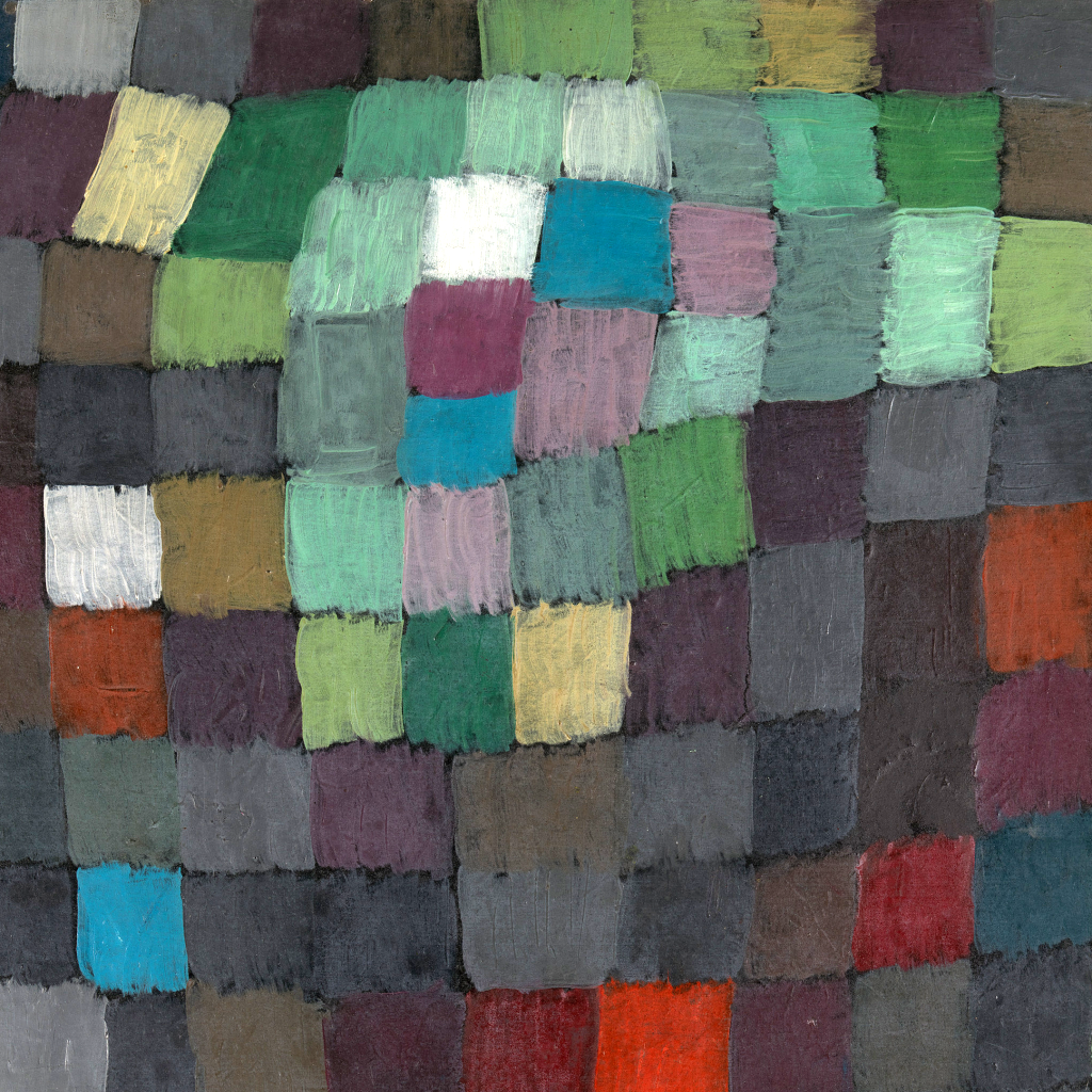 May Picture by Paul Klee