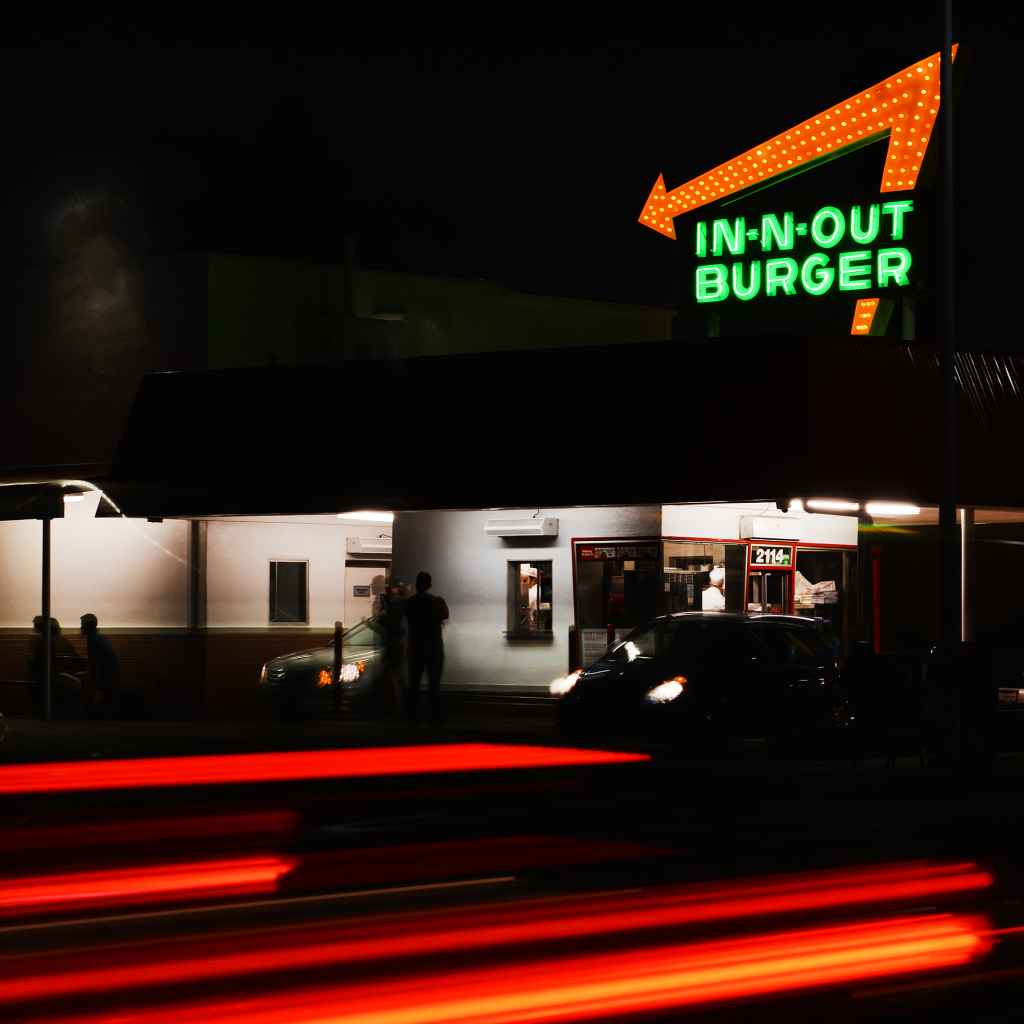 In-Out Burger by Carol M. Highsmith