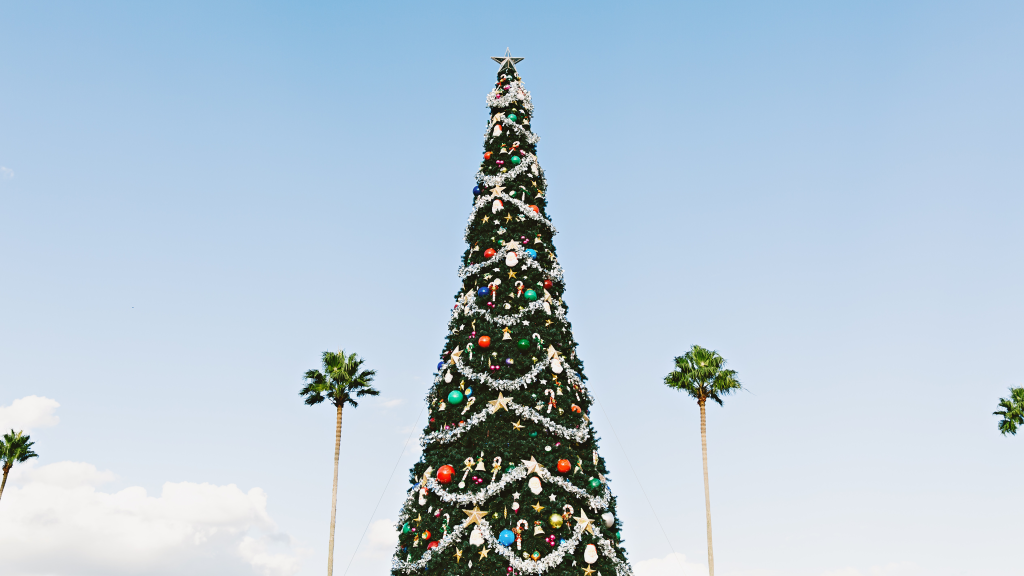 LA Xmas by Thomas Kelley