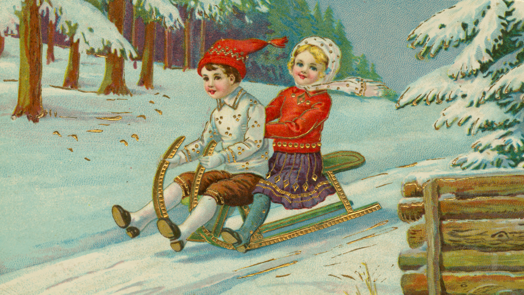 Sledding by H. W. B. (Publisher)