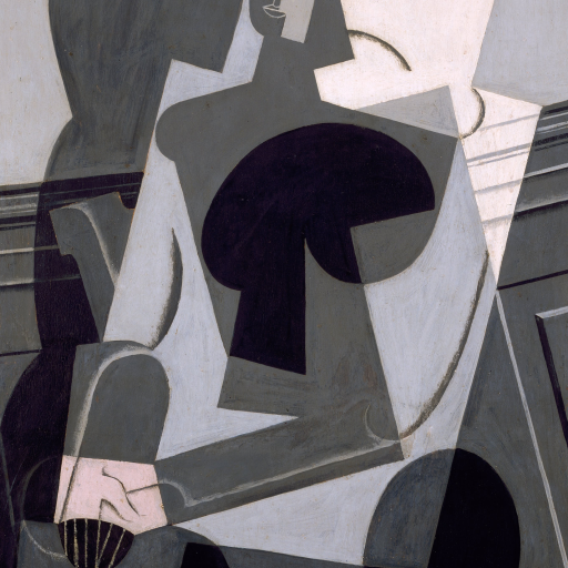 Portrait of Josette Gris by Juan Gris