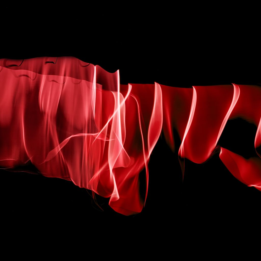 Red Curtain by undefined