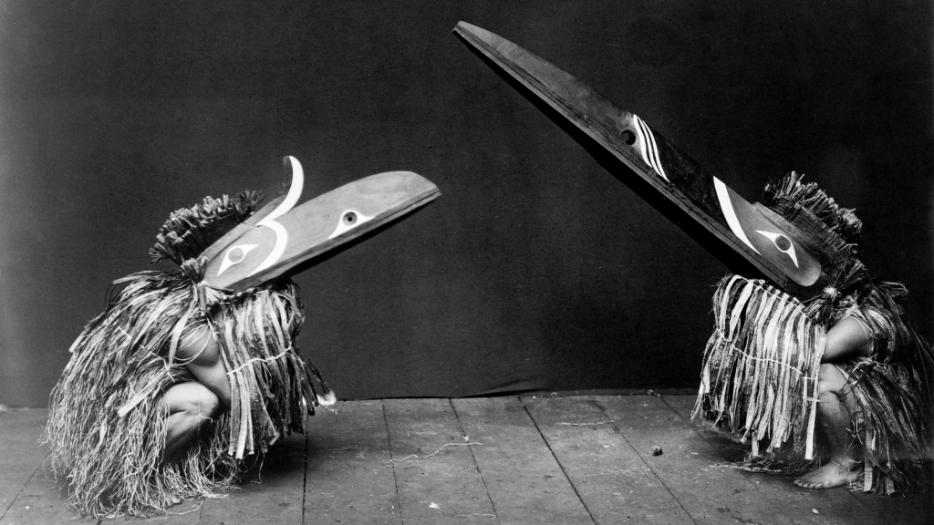 Kotsuis and Hohhug by Edward S.  Curtis