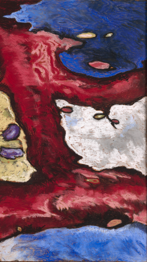 Tree Forms and Water by Arthur Dove