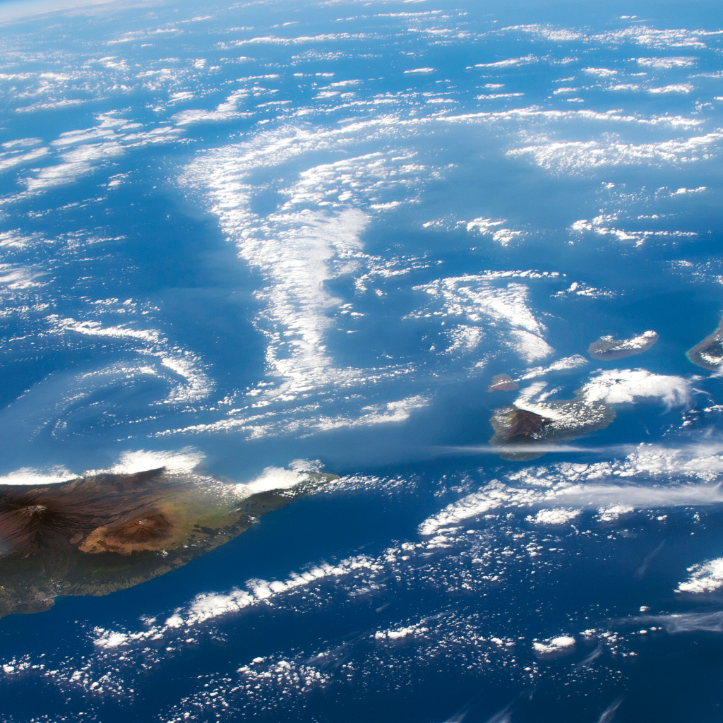 Volcanoes, Vog, and Vortices by NASA