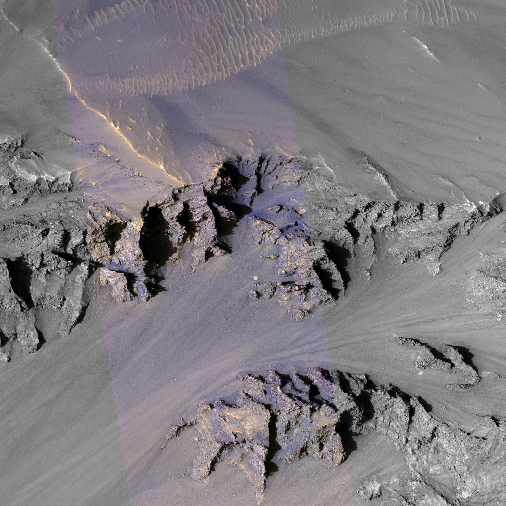Monitor Slopes for Activity by NASA