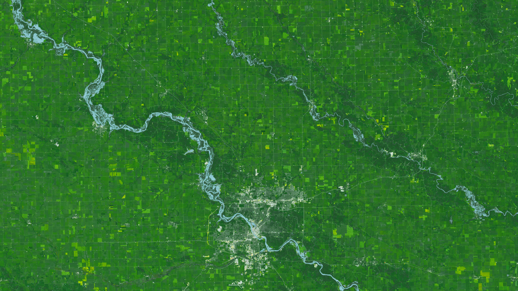 Green Grid  by NASA