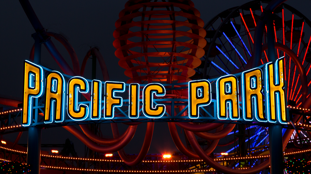 Pacific Park by Carol M. Highsmith