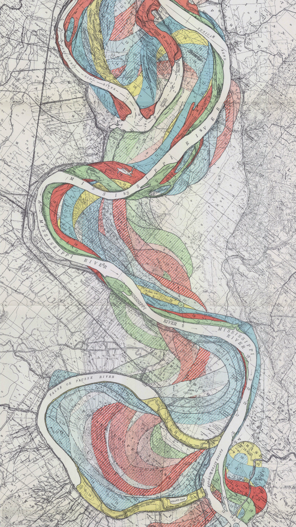 Meander Belt by U.S. Geological Survey