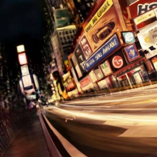 Times Square by undefined